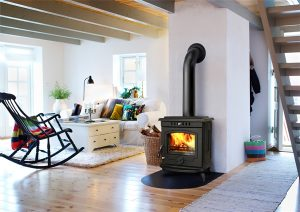 Stoves, Flues & Fireplaces | Gill Chimney Services
